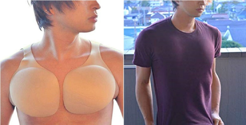 Жители Японии активно покупают накладки для мужской груди