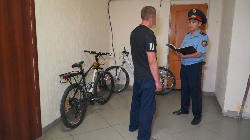 Украл детскую коляску, чтобы сдать чугунную батарею на металлолом - полиция Петропавловска
