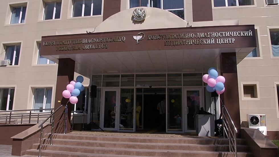 В детской городской клинической больнице Алматы состоялся День открытых дверей