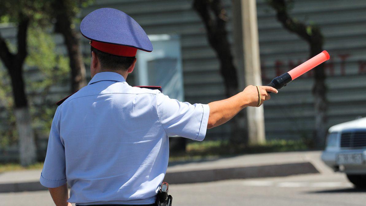 Жезлы регулировщикам дорожного движения возможно вернут 1 сентября