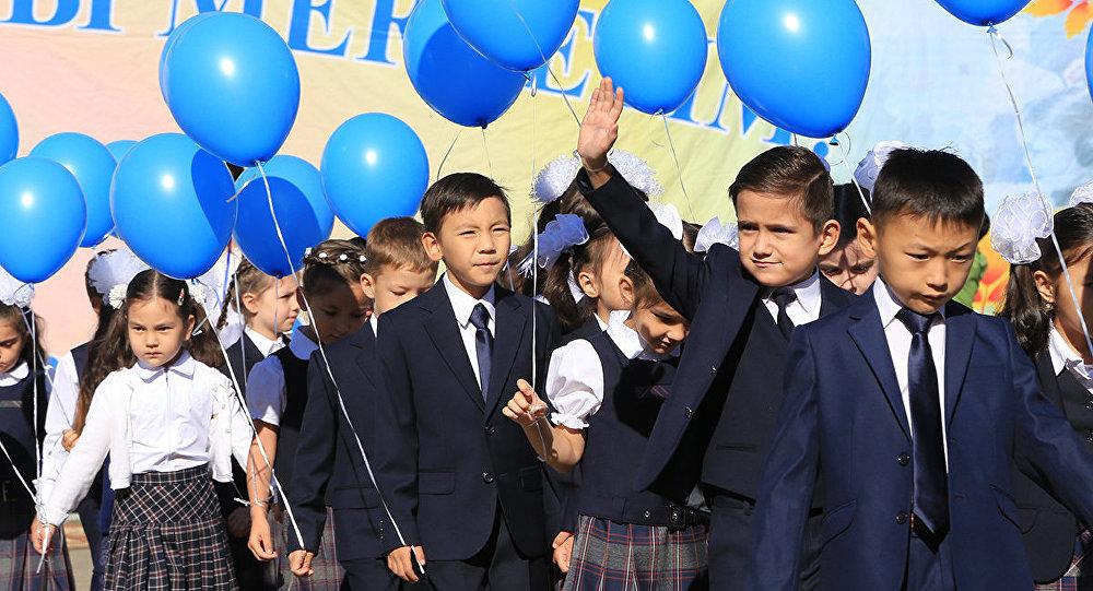 Подготовка к началу нового учебного года в Алматы