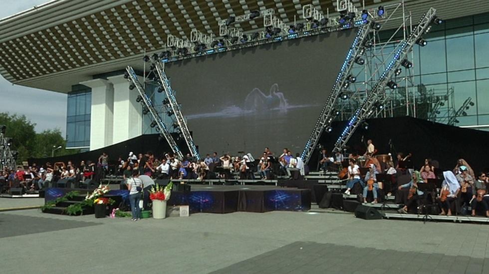 Фестиваль оркестров стартует в Алматы
