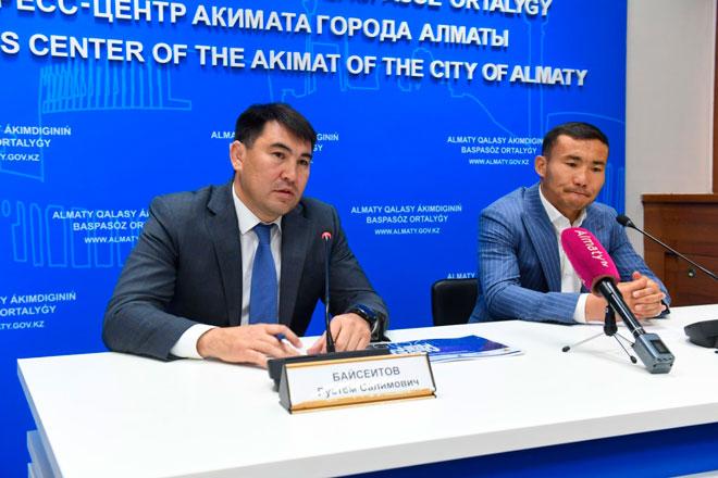 Almaty Urban Fest: Канат Ислам призвал молодежь принять участие