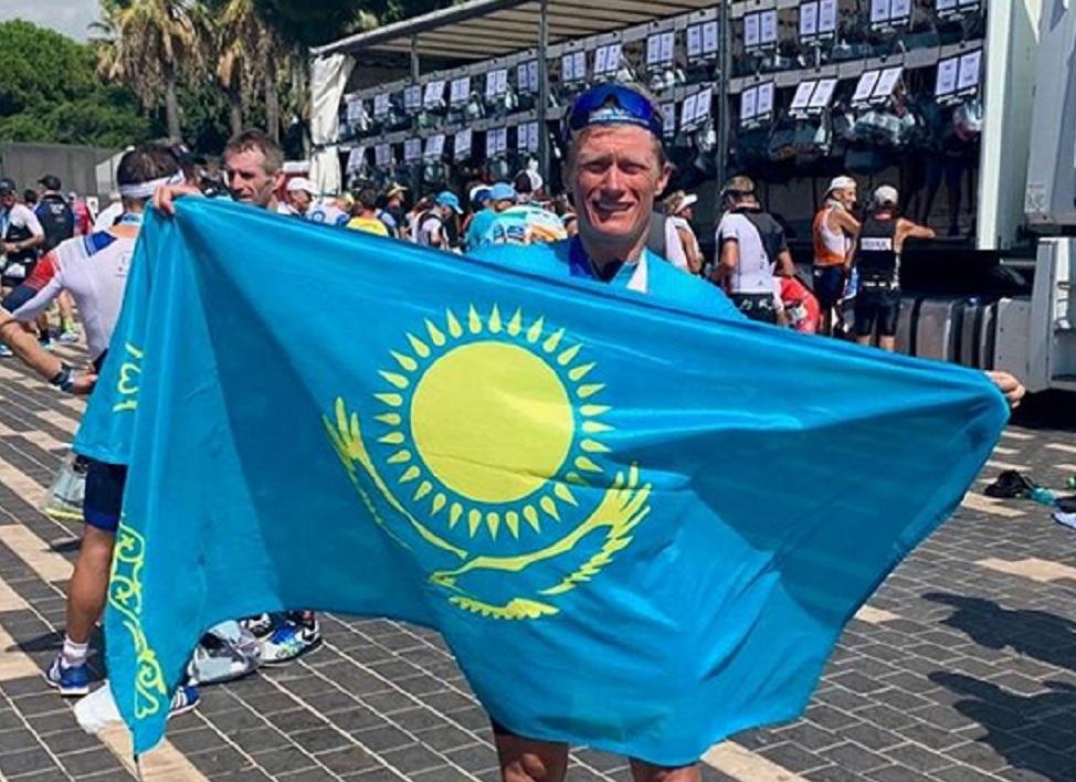 Чемпионом мира Ironman стал Александр Винокуров