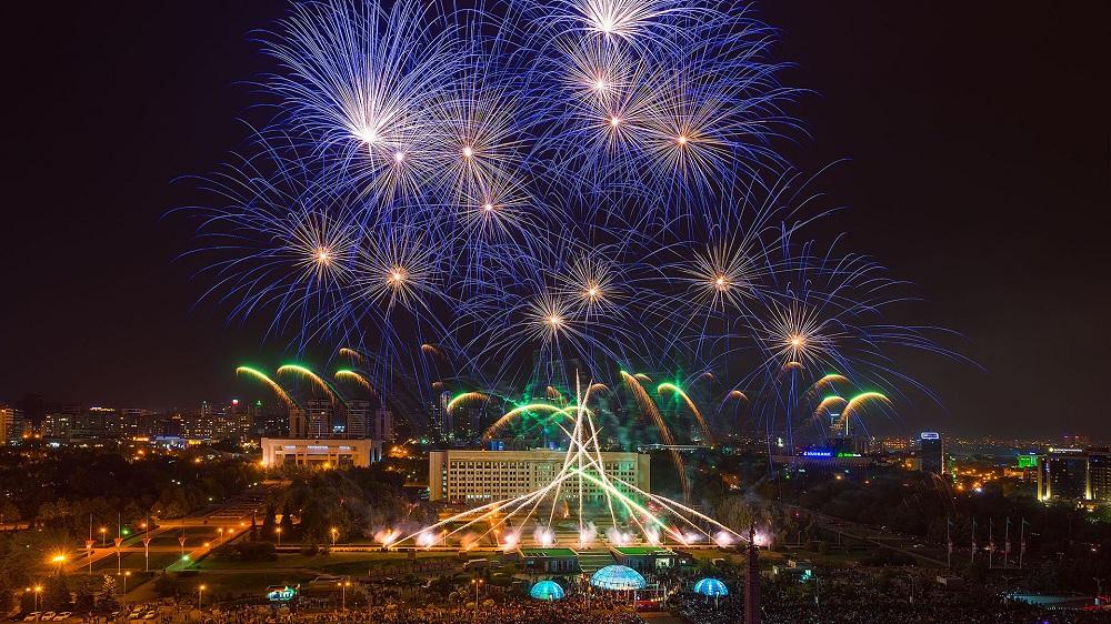 День города: календарь праздника в Алматы