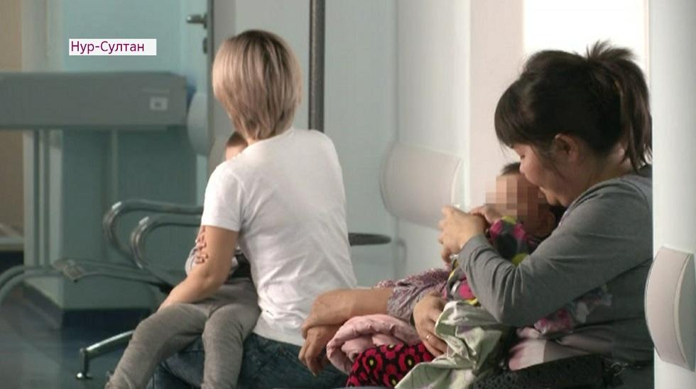Вирусный менингит: госпитализированы двое детей в столице