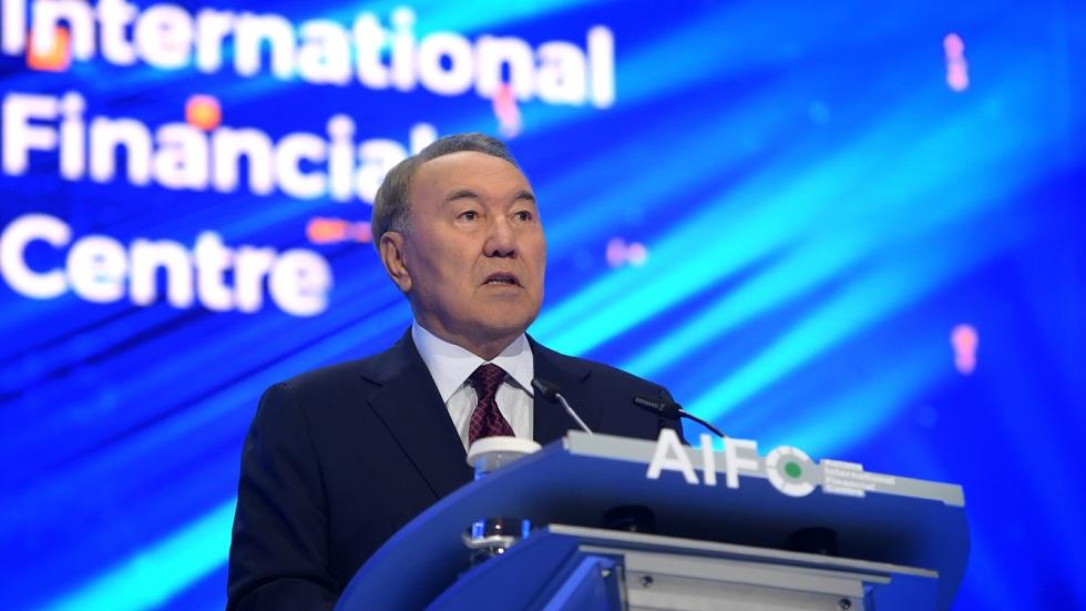 Назарбаев «Астана» халықаралық қаржы орталығына қолдау көрсетпек