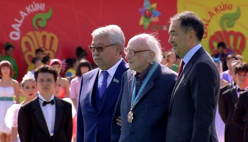 Почетный гражданин города Алматы - какие права дает это звание