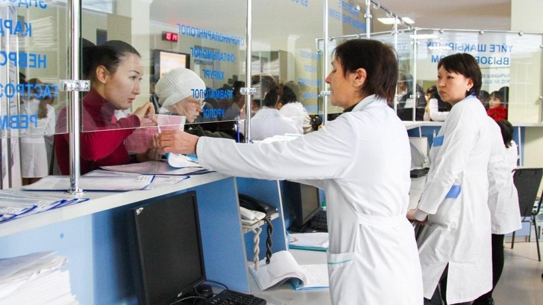 Кампания прикрепления к поликлиникам началась в Казахстане