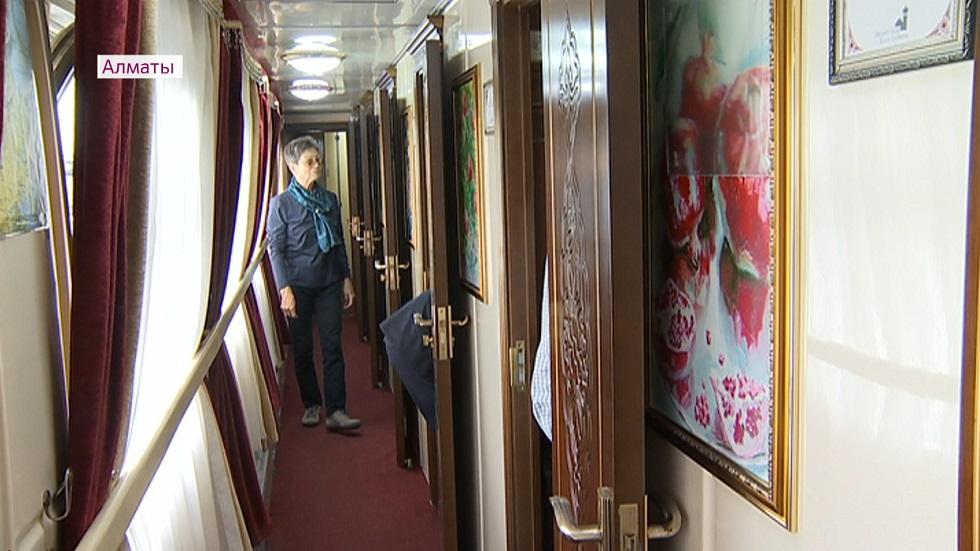 По следам Великого Шелкового пути на поезде с 23-летней историей