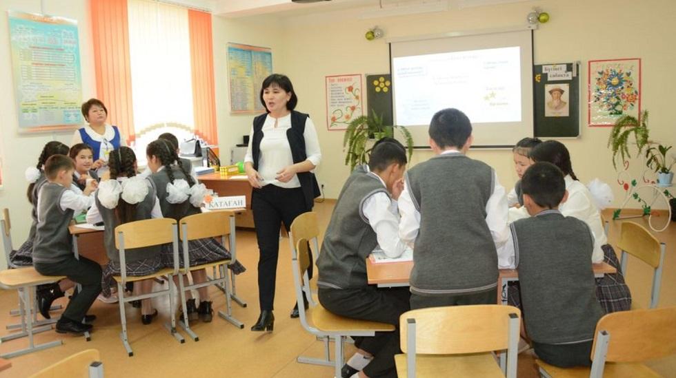 Педагоги Алматы предложили объявить 2021-й Годом учителя
