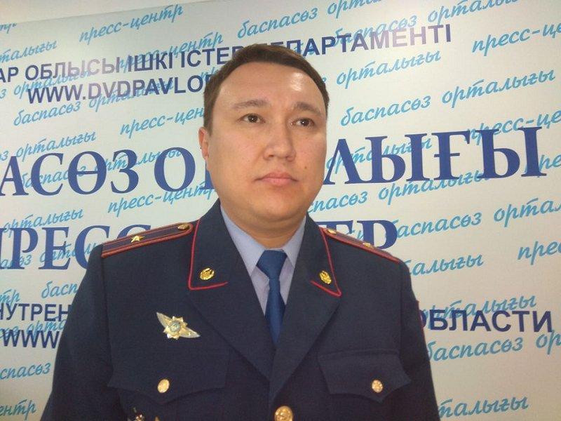 Полицейский покончил с собой в Павлодаре