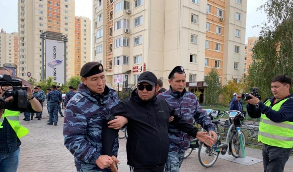 """Аблязову нельзя верить"" - Генпрокуратура"
