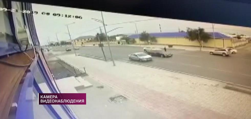 Оторвало ногу: страшное ДТП в Атырау