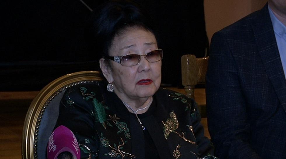 Итоги конкурса вокалистов Бибигуль Тулегеновой подвели в Алматы