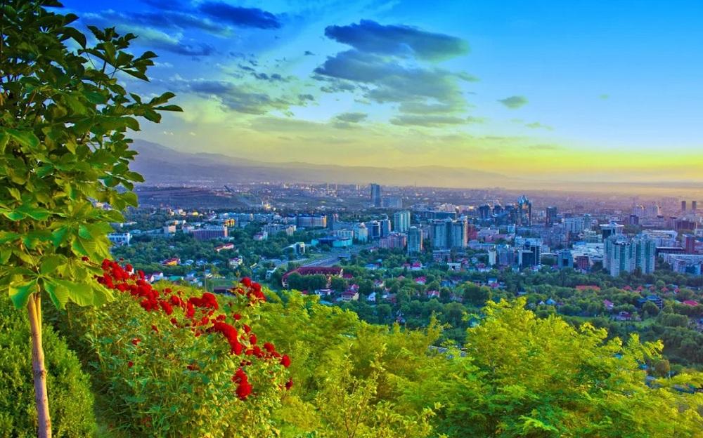 Погода в Алматы с 30 сентября по 6 октября 2019