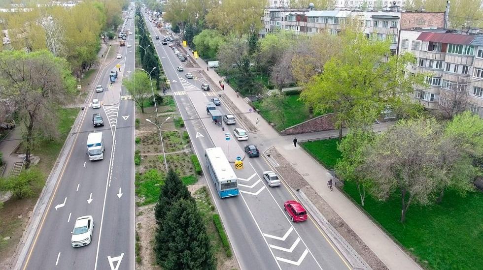 BRT по Жандосова пока не будут строить