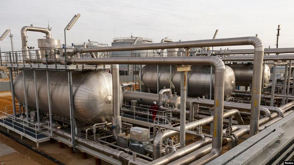 Газоперерабатывающий завод предлагают построить на Кашагане