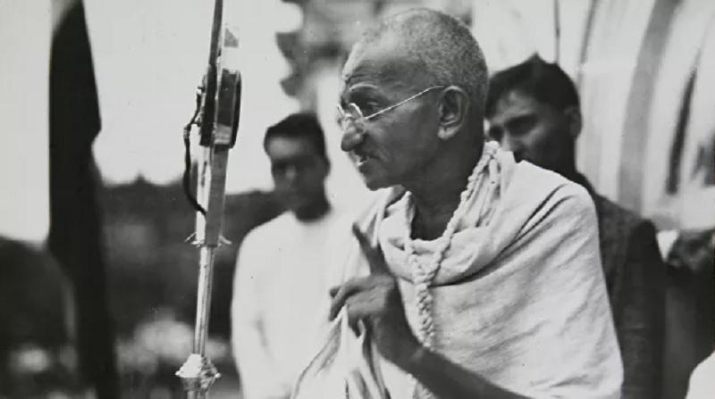 Прах Махатмы Ганди украли из мемориала в Индии