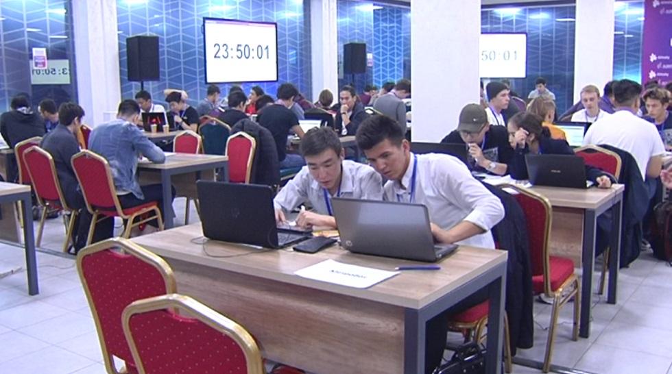 Названы победители хакатона в Алматы
