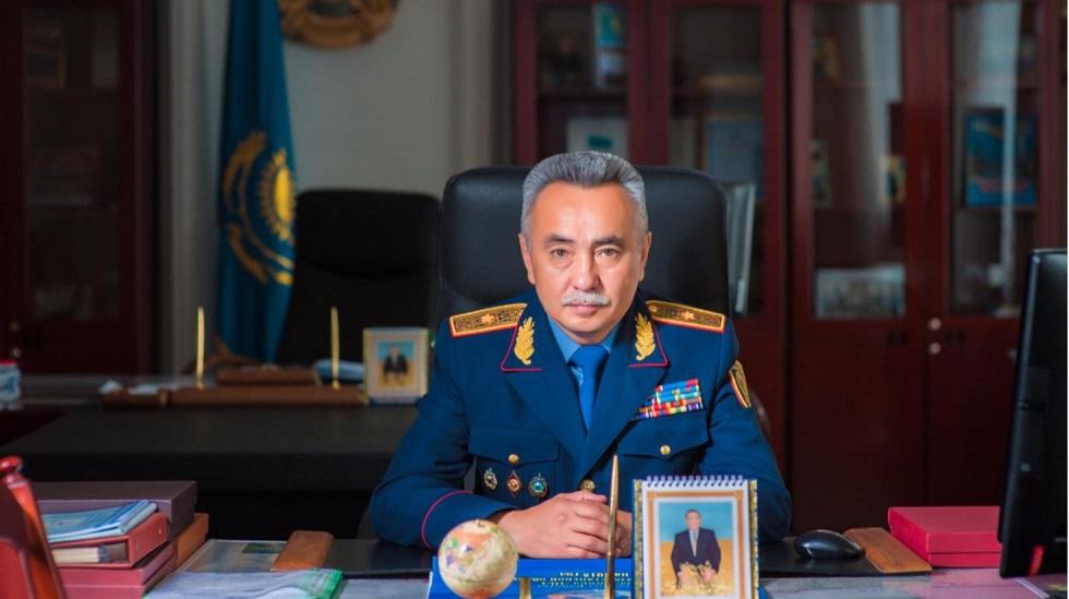 Глава Департамента полиции Акмолинской области уволился после коррупционного скандала с подчиненными