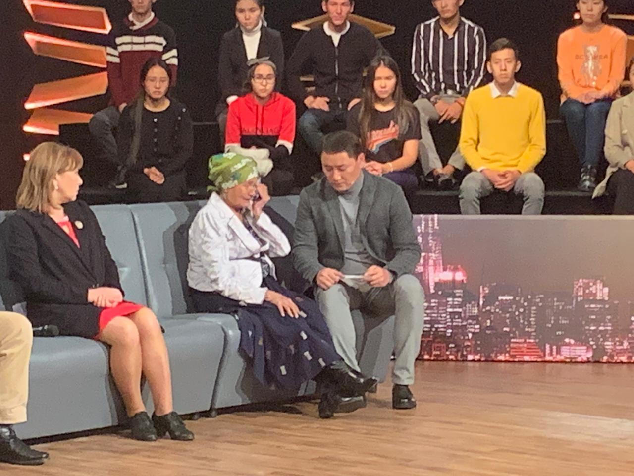 «Алматы» арнасында жаңа бағдарлама көрерменге жол тартпақ