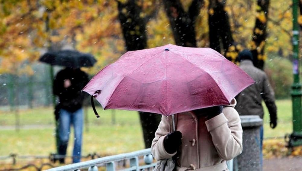 Дождь, снег и гололед: погода в Казахстане 11 октября