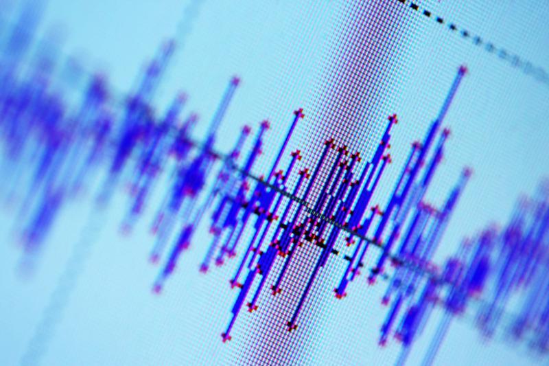Землетрясение произошло в 544 км от Алматы