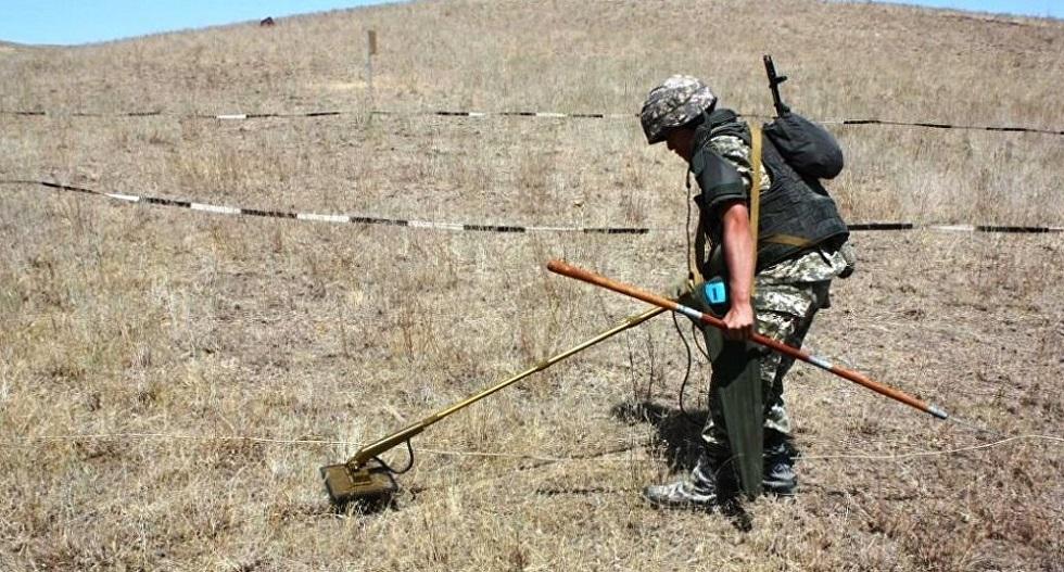 Очередной взрыв близ Арыся: скончался военнослужащий