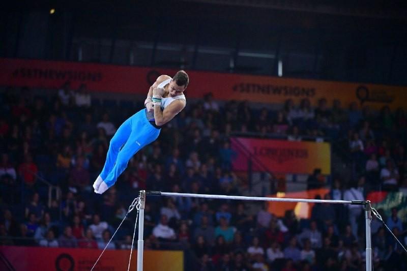 Милад Карими завершил свое выступление на ЧМ-2019 по спортивной гимнастике