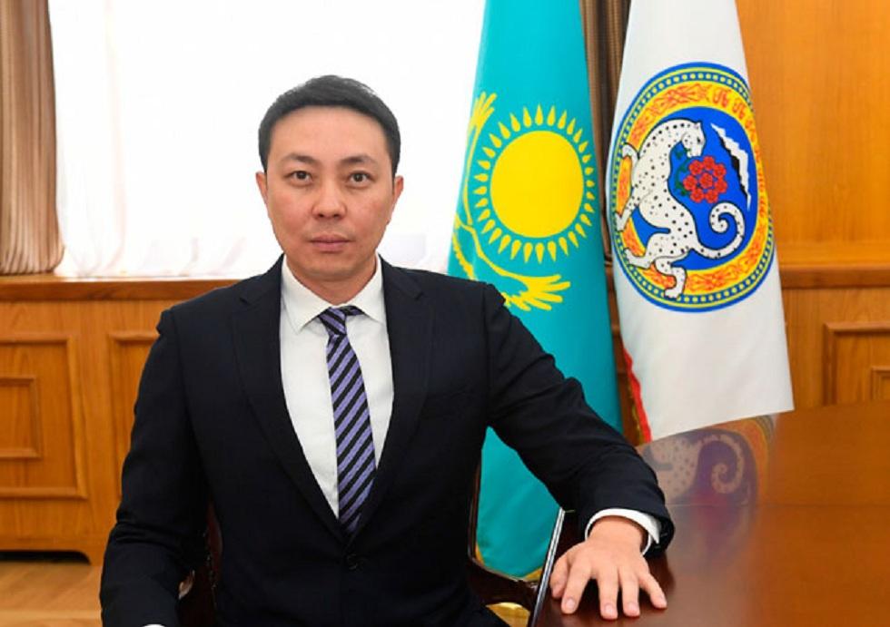 Назначен руководитель управления предпринимательства и инвестиций Алматы