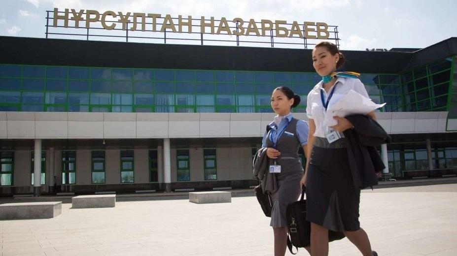 Код аэропорта Нурсултан Назарбаев разрешила изменить IATA