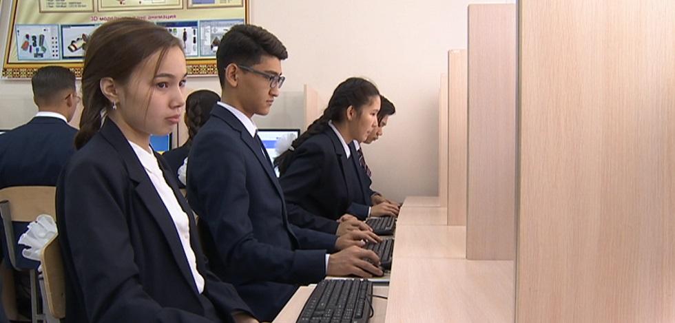 Тест на профориентацию предлагают пройти школьникам в Центре занятости
