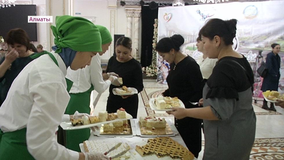 Ярмарка в рамках «Isker Ana» среди многодетных бизнесвумен прошла в Алматы