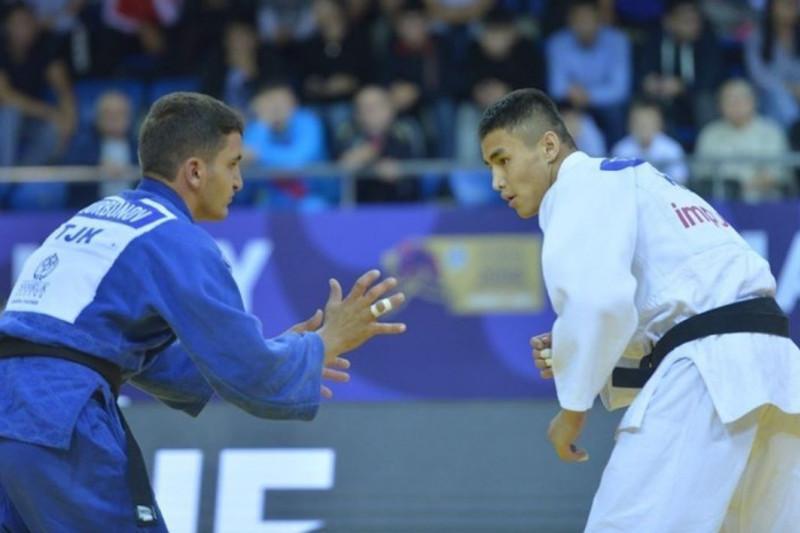 Казахстанские дзюдоисты завоевали три «золота» на турнире в Словении