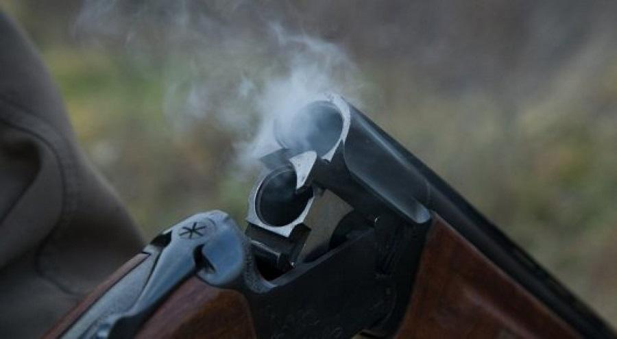 Житель столицы стрелял в жену и сына