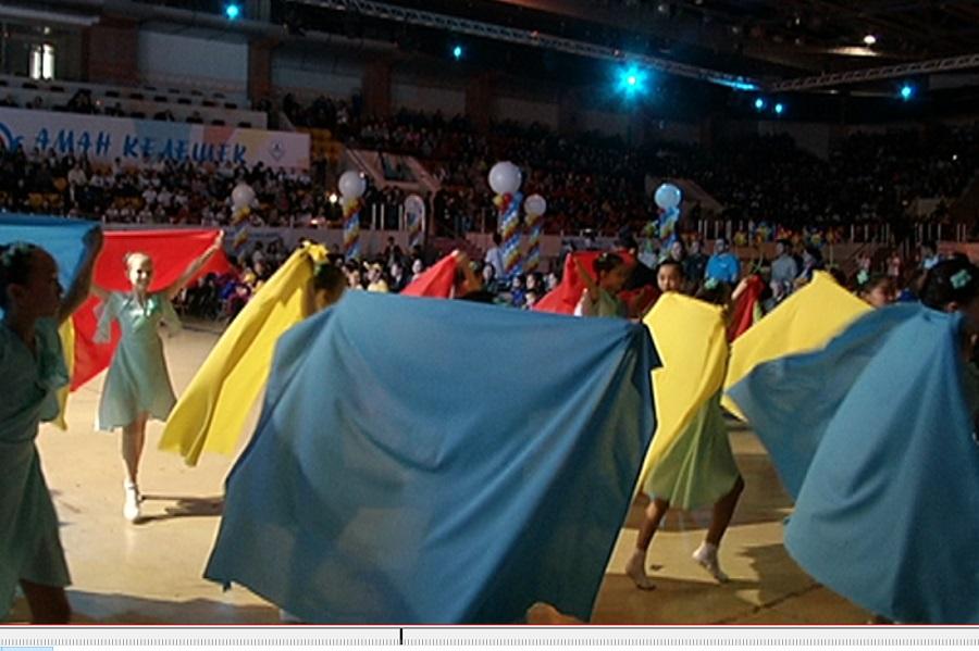 Алматыда «Аман келешек» инклюзивті фестивалі өтті