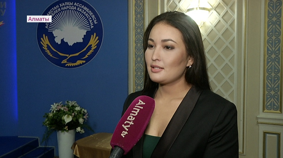 Журналиста телеканала «Алматы» наградили за лучший репортаж об угрозе религиозного экстремизма