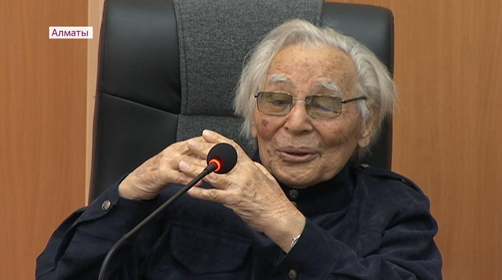 95 лет писателю Абдижамилу Нурпеисову: как рождались знаменитые романы