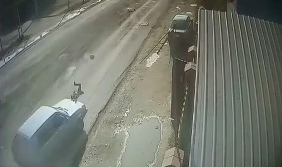 Водитель без прав и страховки сбил ребенка в Алматы