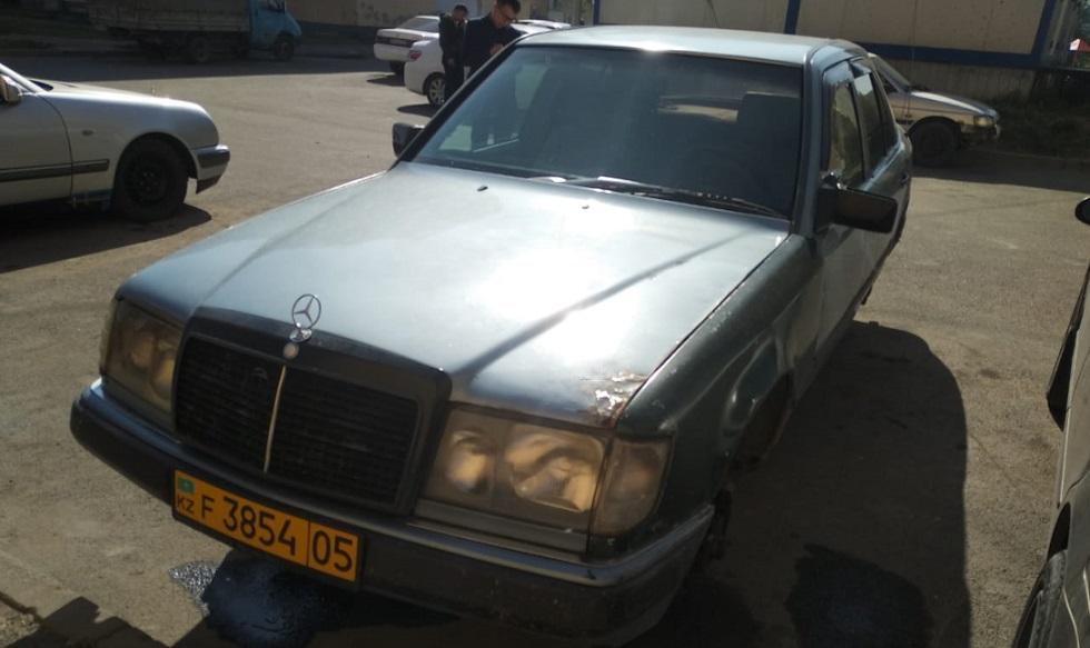 19-летний парень за три дня угнал три автомобиля в Алматы