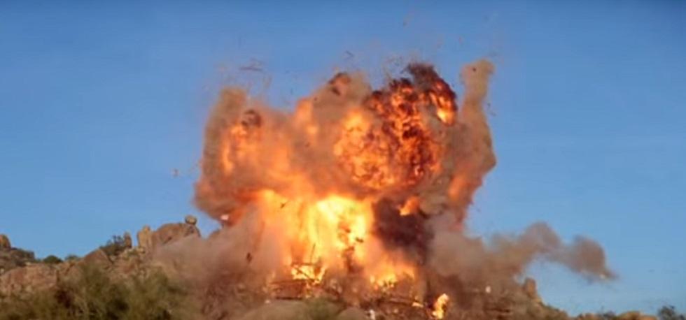 Взрыв автоцистерны: житель Павлодара скончался под завалами