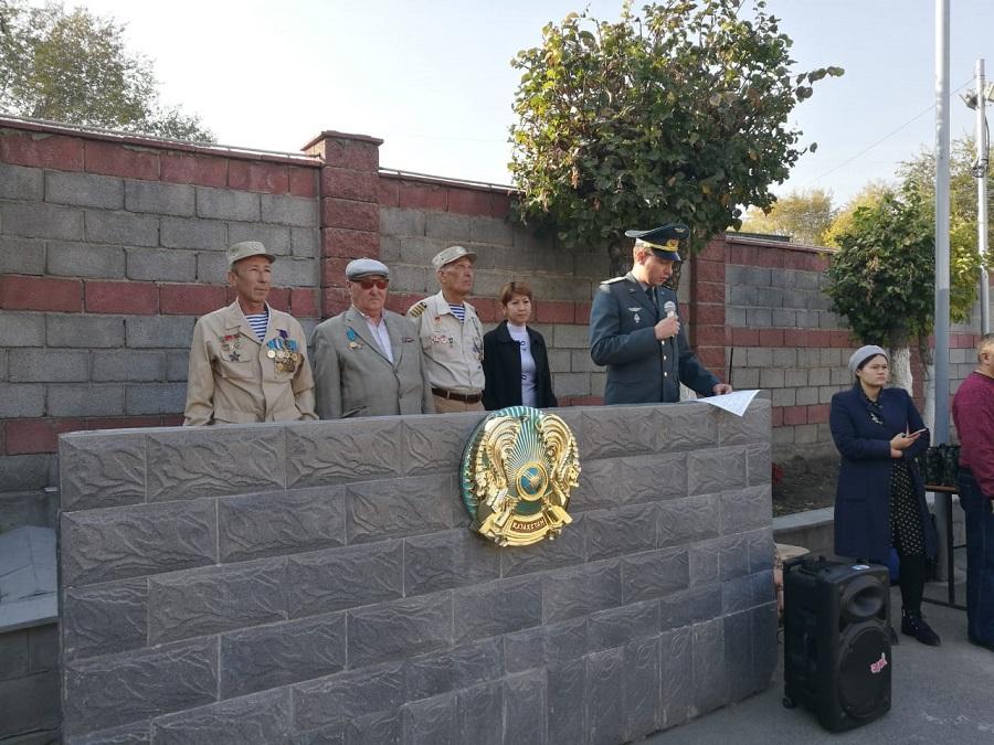 45 алматинцев отправились на срочную воинскую службу в Усть-Каменогорск