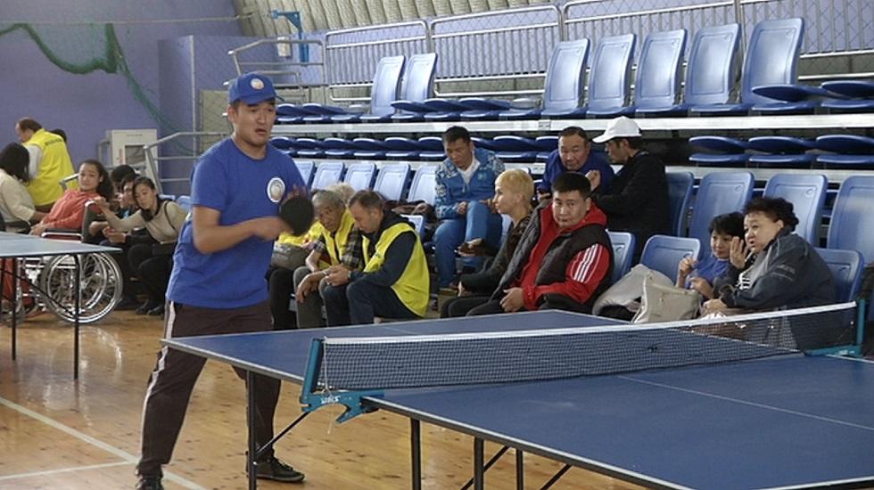 Спортсмены с ограниченными возможностями поборолись за кубок акима Турксибского района