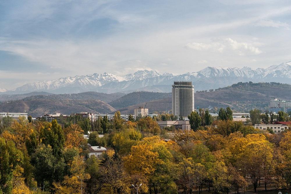 Погода в Алматы с 28 октября по 3 ноября 2019