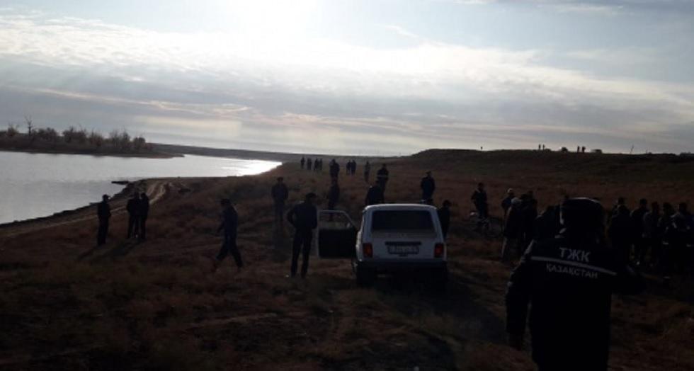 Тело одного из пропавших детей в ЗКО нашли в реке