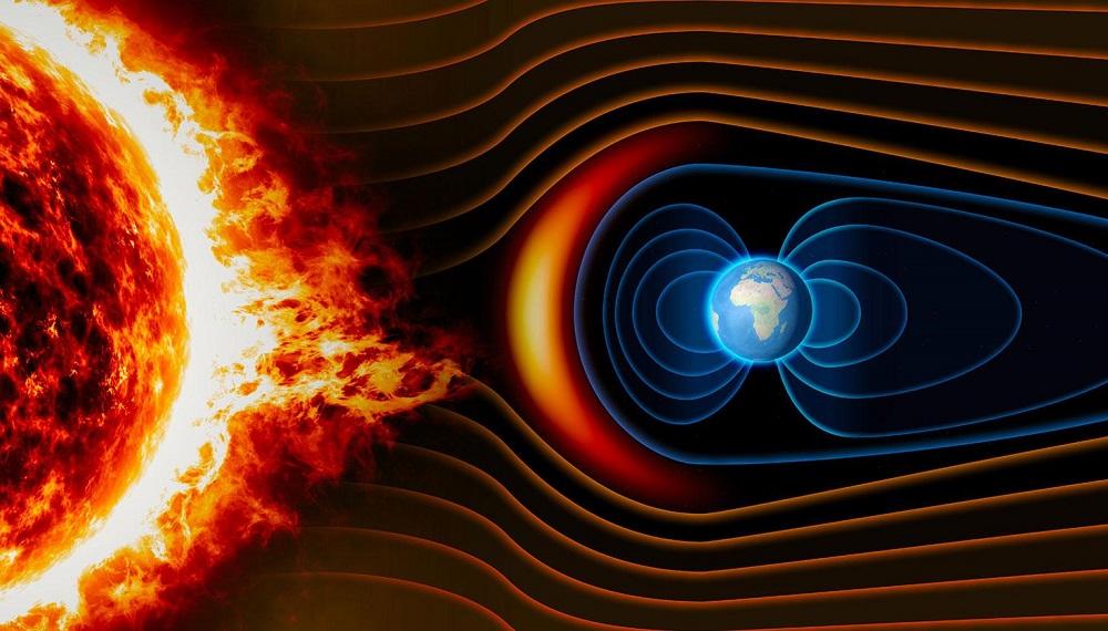 Сильнейшая магнитная буря приближается к Земле
