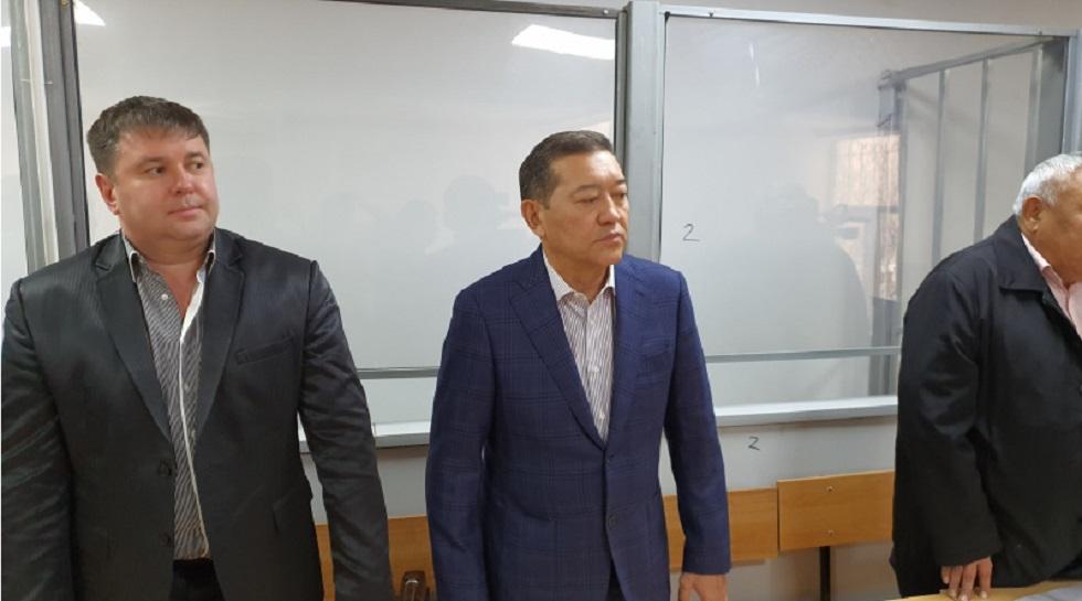 Суд отказал Серику Ахметову в УДО