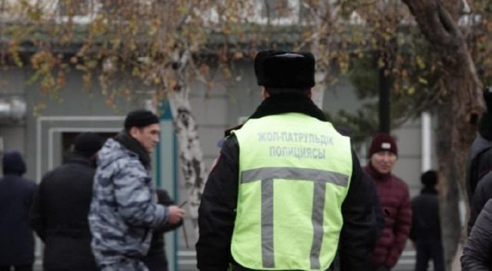 В полицию доставлено 26 человек - МВД о несанкционированных митингах
