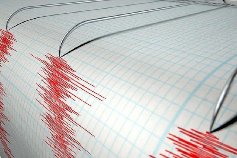 Землетрясение произошло в 348 км от Алматы